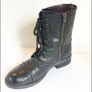 Steve Madden Tropa 2.0 Women's Combat Style Boots